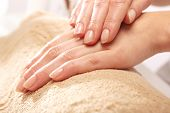 pic of acetone  - Healthy well groomed nails natural beauty  - JPG