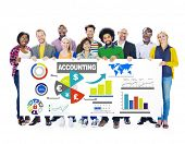 Accounting Analysis Banking Business Economy Financial Investment Concept