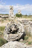 Pobiti Kamani (standing Stones, Stone Forest) Unique Natural Rock Phenomenon