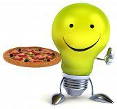 Fun light bulb
