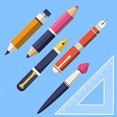 Writing and Paint Tools