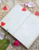 picture of bookworm  - Valentine - JPG