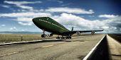 Tourism Airplane