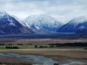 Mount Potts (Edoras), New Zealand