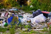 Garbage heap