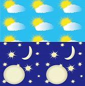 Textures of sky