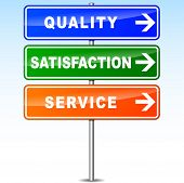 Quality Satisfaction And Service