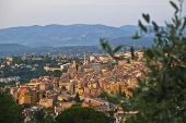 Grasse, typical French Riviera town