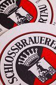 Beermats From  Schlossbrauerei Beer.