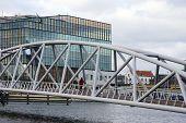 Mr. J. J. van de Velde bridge