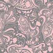 Vintage Pink Pattern