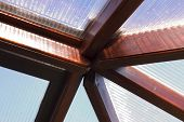 Wood Joints Conservatory Roof