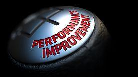 stock photo of levers  - Performance Improvement - JPG