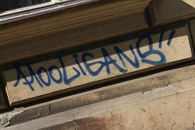 picture of hooligan  - Hooligans - JPG