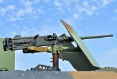 .50 Caliber Machinegun