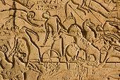 Chariots at the Battle of Kadesh, Ramesseum