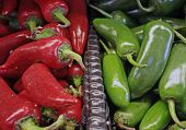 Spicy Hot Peppers