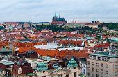 Prague Cityscape