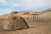 Abandoned Himba Hut