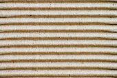Corrugated Cardboard Horizontal