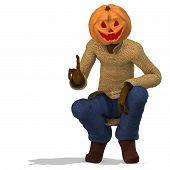 Mister Pumpkin #05