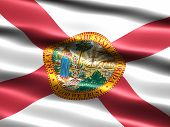 Flag Of The State Of Florida