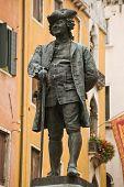 Carlo Goldoni statue, Venice