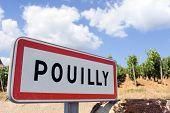 Pouilly, France