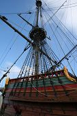 Historic Dutch Ship