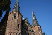Zwolle in den Niederlanden