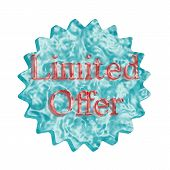 Button Icon: Limited Offer