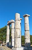 Tempel der großen Götter in Griechenland