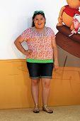 LOS ANGELES - JUL 10:  Raini Rodriguez arriving at the