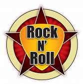 Logotipo do Rock N Roll