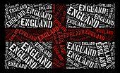 England national flag