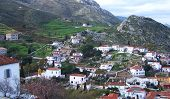 foto of hydra  - View towards the interior of Hydra island - JPG