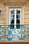 French Balcony Window