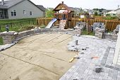 Paving The Patio