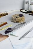 Congri Dish Of Cuban National Cuisine. Congri, Rice With Beans, A Typical Dish Of Cuban Food. Simple poster