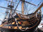 Hms Victory Dry Dock