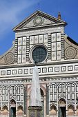 Santa Maria Novella church in Florence
