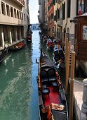 Rio Water Channel Venezia