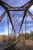 Old Steel Bridge.