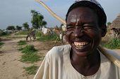 Herder In Darfur
