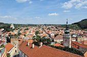 Mikulov Panoramic View
