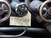 Atomiser On - Steam Railway Carriage Machinery