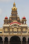Palace Of Mysore In India