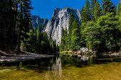 Yosemite lanscape