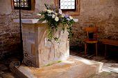 Altar Of The Baptistery, Grado