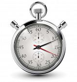 pic of chronometer  - Stop watch - JPG